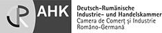 Deutsch-Rumanische Industrie- und Handelskammer AHK Rumanien logo